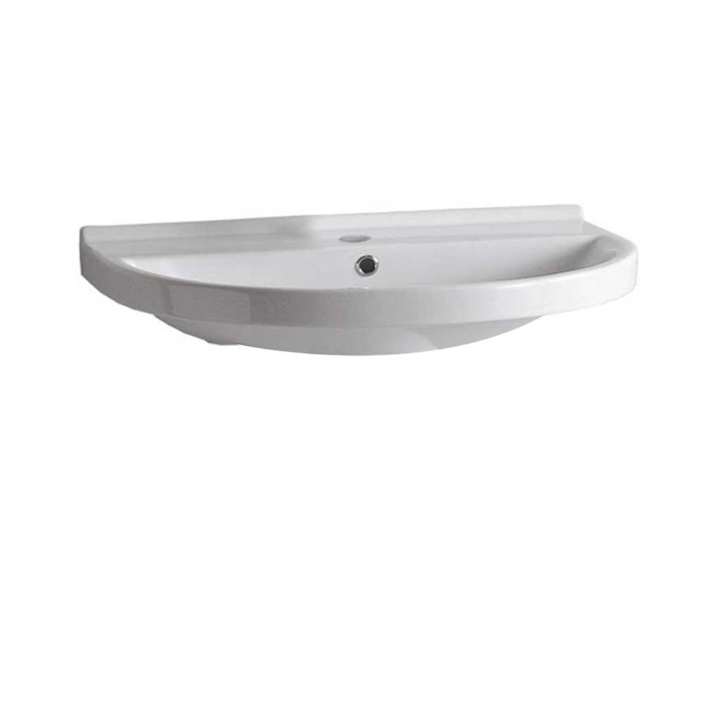 Whitehaus  Bathroom Sinks item LU044-1H